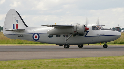 G-BNPH - Percival Pembroke C.1 - Private