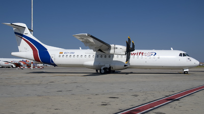 EC-INV - ATR 72-212(F) - Swiftair