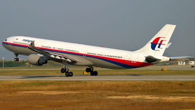 9M-MKS - Airbus A330-322 - Malaysia Airlines