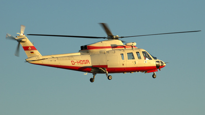 D-HOSA - Sikorsky S-76A - Winking Helikopter Service