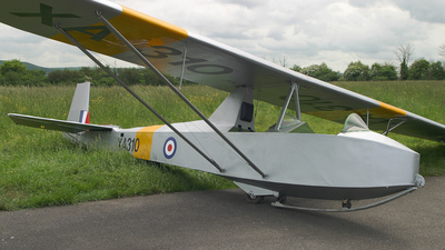 BGA4963 - Slingsby Cadet TX.3 - Private
