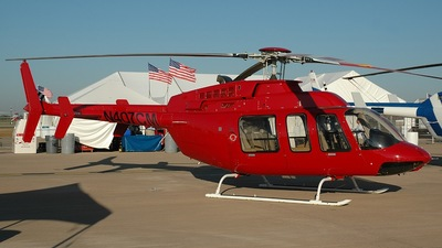 N407CM - Bell 407 - Summit Helicopters