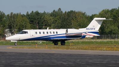 N626FX - Bombardier Learjet 40 - Bombardier Flexjet