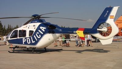 EC-KOB - Eurocopter EC 135P2+ - Spain - National Police