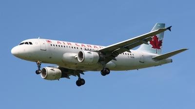 C-GBIN - Airbus A319-114 - Air Canada