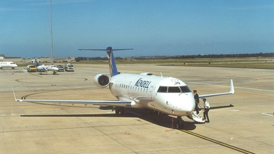 VH-KJN - Bombardier CRJ-200ER - Kendell Airlines