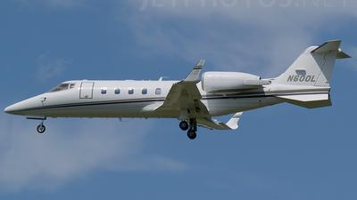N600L - Bombardier Learjet 60 - Private
