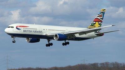 G-BNWD - Boeing 767-336(ER) - British Airways
