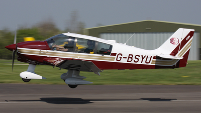 A picture of GBSYU - Robin DR400/180 - [2027] - © hjcurtis