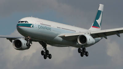 F-WWKQ - Airbus A330-342 - Cathay Pacific Airways