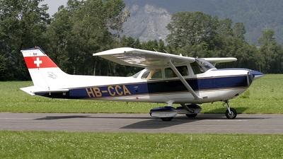 A picture of HBCCA - Cessna FR172K Hawk XP - [00621] - © Martin Zahner