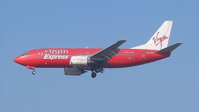 OO-VEX - Boeing 737-36N - Virgin Express