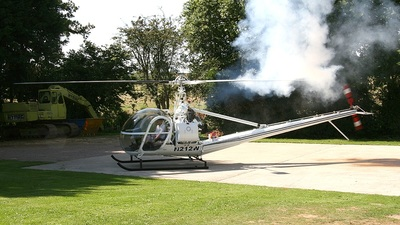 N212W - Hiller UH-12B - Private