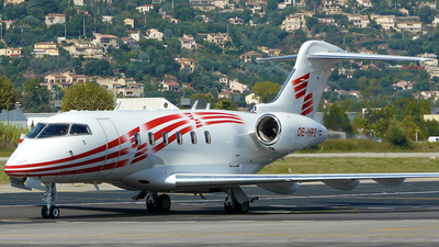 OE-HPZ - Bombardier BD-100-1A10 Challenger 300 - International Jet Management