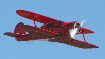 CF-GKY - Beechcraft D17S Staggerwing - Private