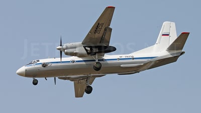 RF-26256 - Antonov An-26 - Russia - Federal Security Service