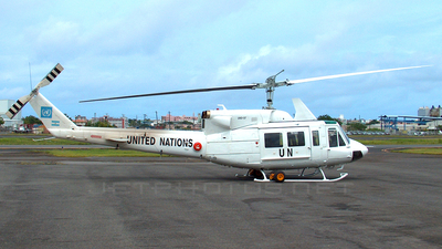 UNO-137 - Bell UH-1 Iroquois - United Nations (UN)