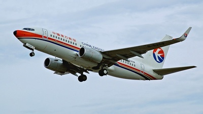 B-5208 - Boeing 737-79P - China Eastern Airlines