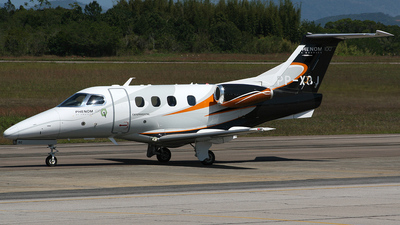 A picture of PPXOJ - Embraer Phenom 100 - Embraer - © JAKA