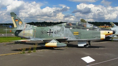 99-41 - Fiat G91-T/3 - Germany - Air Force
