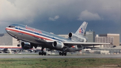N106AA - McDonnell Douglas DC-10-10 - American Airlines