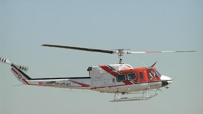 A6-BBO - Bell 212 - Abu Dhabi Aviation