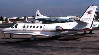 A picture of N98GC - Cessna 172K Skyhawk - [17257750] - © Frank C. Duarte Jr.