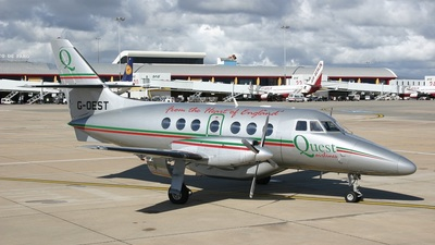 G-OEST - British Aerospace Jetstream 32 - Quest Airlines