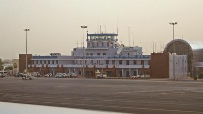 HSSS - Airport - Terminal
