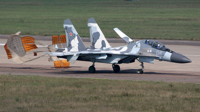 04 - Sukhoi Su-30MK - Russia - Air Force