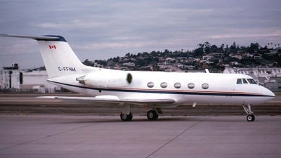 C-FFNM - Gulfstream G-II - Private