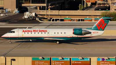 N37218 - Bombardier CRJ-200LR - America West Express (Mesa Airlines)