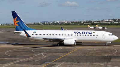 PR-VBA - Boeing 737-8AS - Varig
