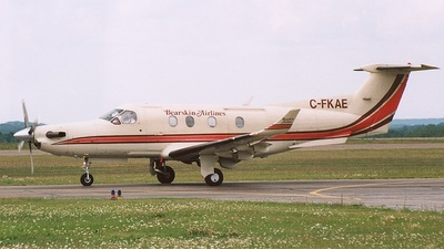 A picture of CFKAE - Cessna 208 Caravan I - [20800316] - © Luc Brousseau