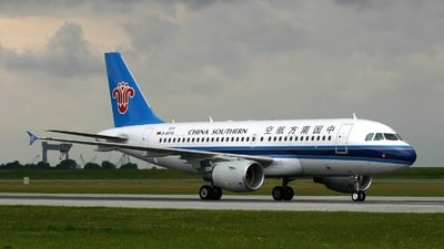 D-AVYX - Airbus A319-115 - China Southern Airlines