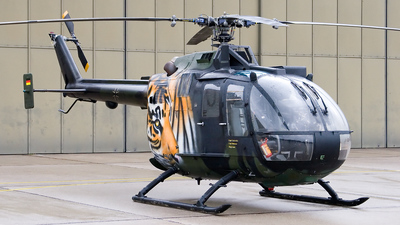 86-55 - MBB Bo105P - Germany - Army