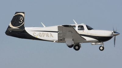 A picture of CGPNA - Mooney M20R - [290487] - © yuda