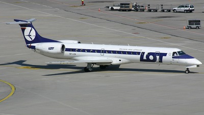 SP-LGN - Embraer ERJ-145MP - LOT Polish Airlines