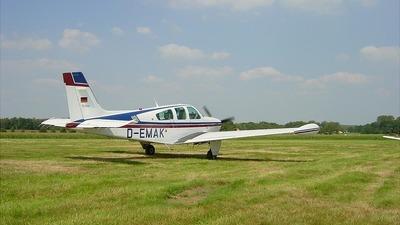 D-EMAK - Beechcraft F33A Bonanza - Private