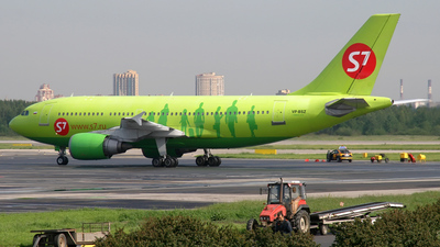 VP-BSZ - Airbus A310-204 - S7 Airlines