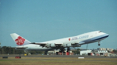 B-18752 - Boeing 747-209F(SCD) - China Airlines Cargo