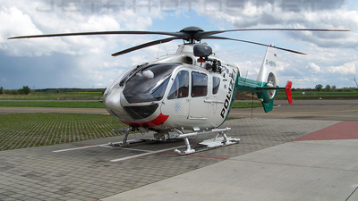 D-HBYH - Eurocopter EC 135P2 - Germany - Police