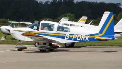G-PORK - Grumman American AA-5B Tiger - Private