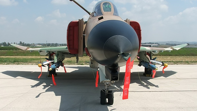 715 - McDonnell Douglas F-4E Phantom II - Israel - Air Force