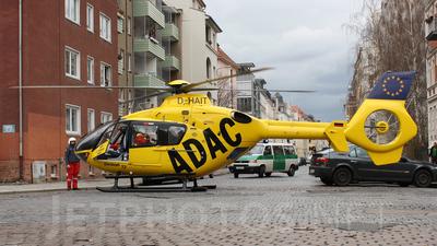 D-HAIT - Eurocopter EC 135P1 - ADAC Luftrettung