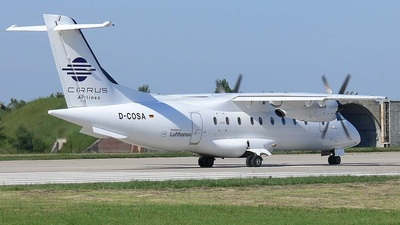 D-COSA - Dornier Do-328-110 - Cirrus Airlines