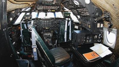 G-AOVT - Bristol Britannia 312 - Monarch Airlines