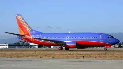 N607SW - Boeing 737-3H4 - Southwest Airlines