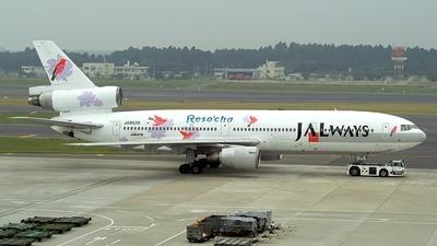 JA8539 - McDonnell Douglas DC-10-40 - JALways