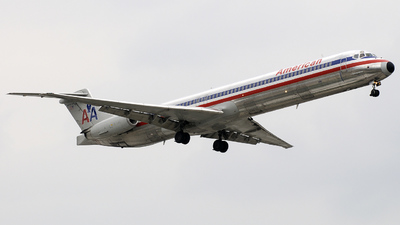 N246AA - McDonnell Douglas MD-82 - American Airlines